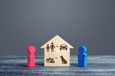 أزمة الطلاق
