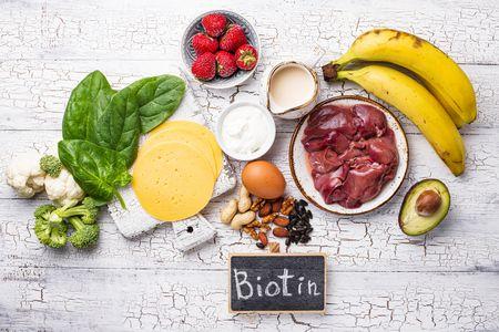 أهمية فيتامين B7