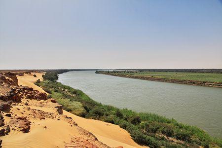 أهمية نهر النيل , مصر