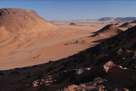 أهم هضاب مصر , هضبة الجلف الكبير