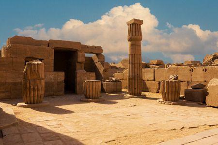 معبد الكرنك في الأقصر (طيبة)