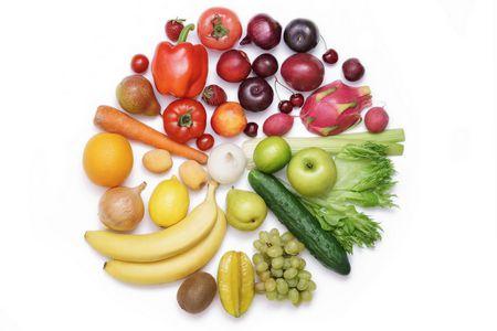 أكلات صحية، نضارة البشرة، سلطة فواكه وخضار