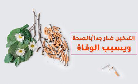 السجائر ضارة بالصحة وتسبب الوفاة , LM أحمر وأزرق