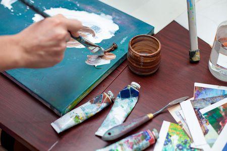 العلاج بالفن اسلوب جديد لعلاج الأمراض