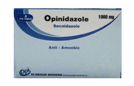 صورة: عبوة اوبينيدازول Opinidazole