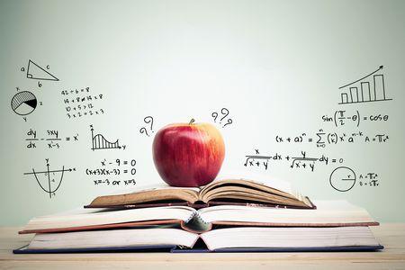 بحث , أهم قوانين الرياضيات