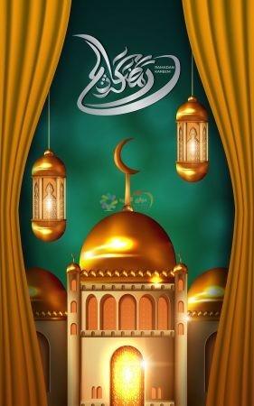 تهنئة رمضان واتس اب