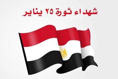 مقال , شهداء ثورة 25 يناير