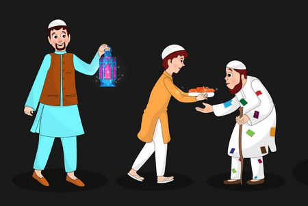 رمضان شهر الجود والكرم