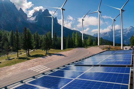 صفات الطاقة النظيفة