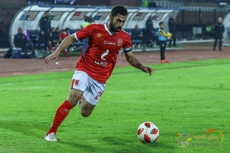 صورة الجوكر أحمد فتحي في القلعة الحمراء