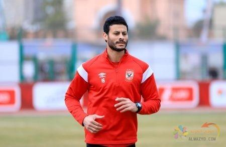 صورة الأخطبوط محمد الشناوي حارس مرمى النادي الأهلي