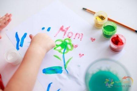 حالات وصور عيد الام
