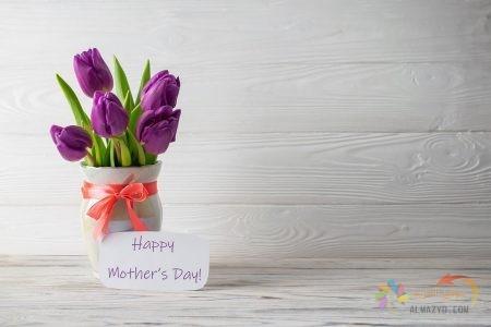 رسائل وصور عيد الام