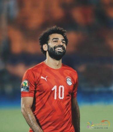محمد صلاح يضحك , منتخب مصر