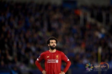 صورة محمد صلاح , جماهير , نادي ليفربول الإنجليزي