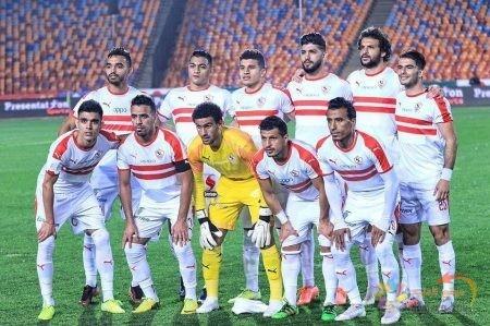 صورة مصطفى محمد ، فريق نادي الزمالك