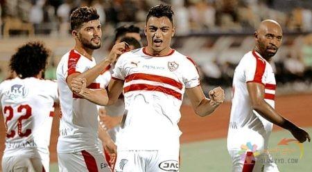 صورة اللاعب مصطفى محمد ، شيكابالا ، فرجاني ساسي ، نادي الزمالك