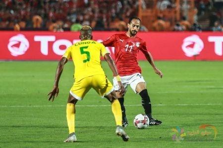 الحاوي في المنتخب المصري