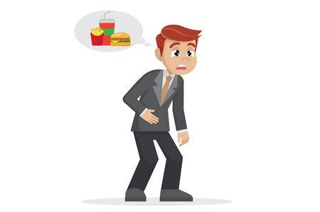 علاقة الجوع بالعصبية