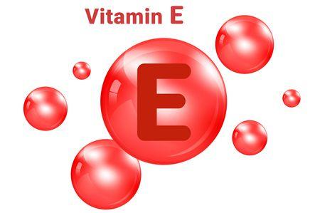 فيتامين E
