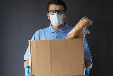 فيروس كورونا والطعام