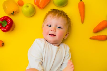 كيف تحافظين على صحة طفلك
