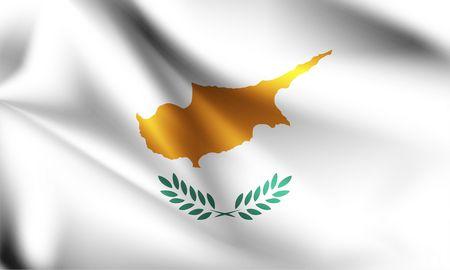 هذا علم Cyprus وهنا معلومات عن قبرص
