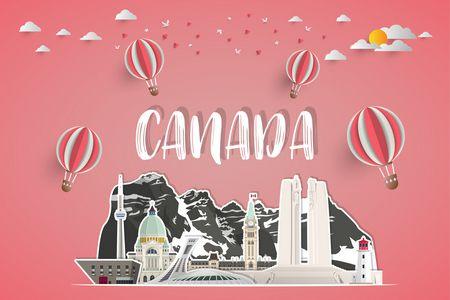 هنا معلومات عن كندا سياحية وسكانية للأطفال والكبار Canada