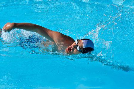 هواية السباحة