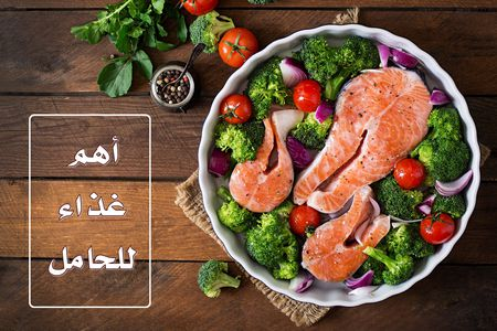 أهم غذاء للحامل