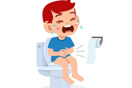 تهيئة الطفل لاستخدام المرحاض
