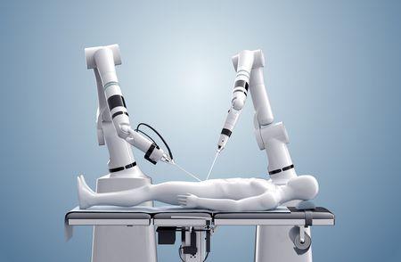 الجراحة الروبوتية