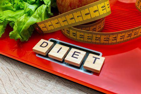 العام الجديد ووضع أهداف للتخلص من الوزن الزائد