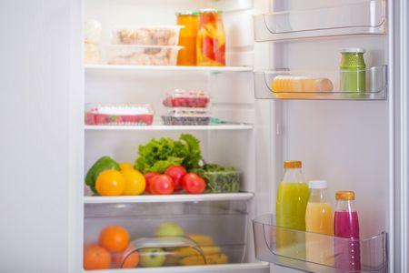 ترتيب الثلاجة