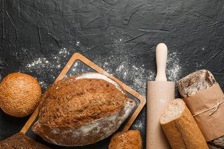 خبز البروتين