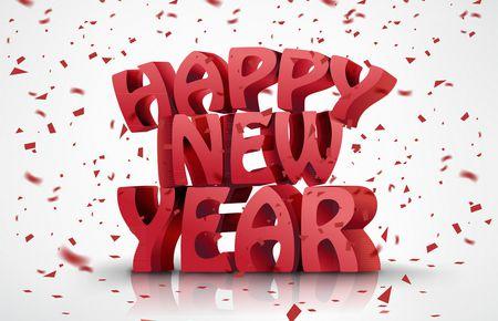 أفضل رسائل , رسائل السنة الجديدة , صورة Happy New Year