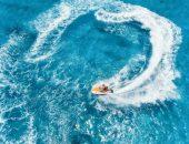 رياضة ركوب الدراجات المائية