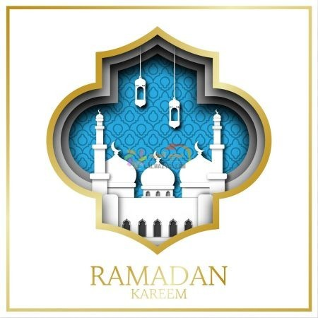 صور تهنئة شهر رمضان لزوجي الحبيب