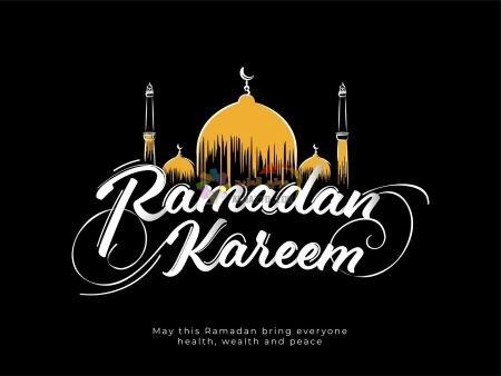 خلفيات رمضان كريم باللغة العربية والانجليزية