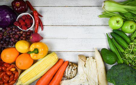 فوائد الخضروات والفواكه وأهميتها في النظام الغذائي