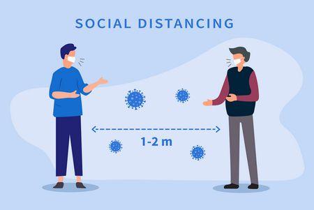 فيروس كورونا والعلاقات الاجتماعية