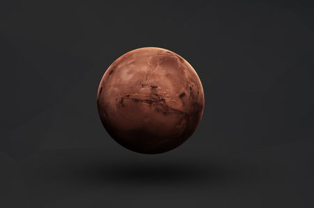 معلومات عن كوكب المريخ
