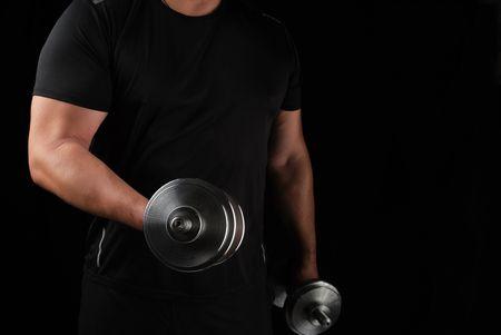 صورة رياضة كمال الأجسام