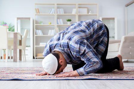يسر الإسلام في الصلاة