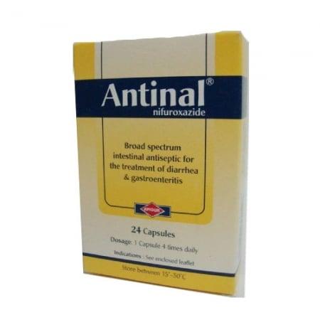 صورة, عبوة, دواء, أنتينال , Antinal