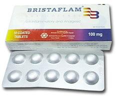 صورة, عبوة , بريستافلام ,دواء , علاج, Bristaflam