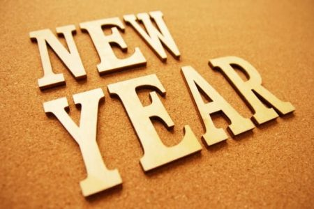 Pleased New Year