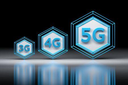 الفرق بين 3G و 4G LTE , 3G 4G 5G Technology