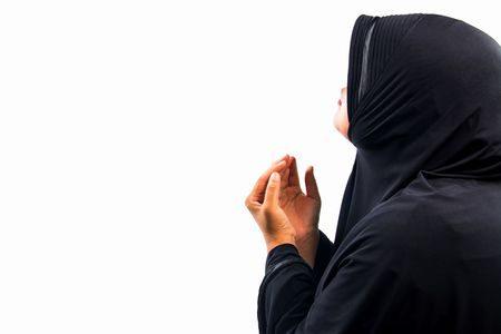 الزوجة الصالحة ، مسلمات ، Muslim , wife , صورة